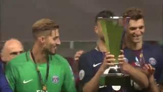 Paris Saint-Germain / Olympique Lyonnais - Résumé Trophée des Champions 2016