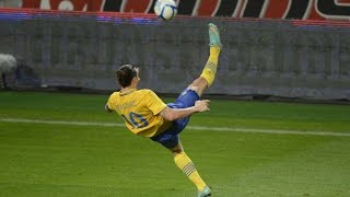 Zlatan Ibrahimovic - Top 10 Goals Ever |HD