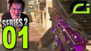 MWR vs Old Men of OpTic - Part 1 - Here We Go... Series #2!