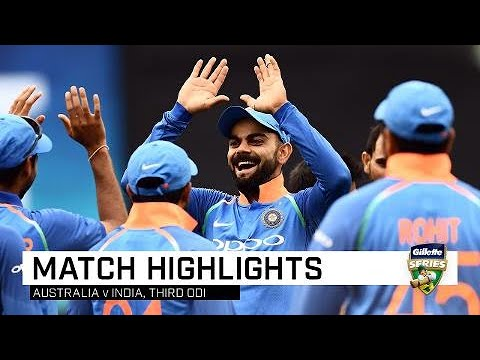 Xxx Mp4 Dhoni India Seal Tense ODI Series Win Third Gillette ODI 3gp Sex