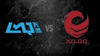 LMQ vs XDG - 2014 NA LCS Summer Promotion G2