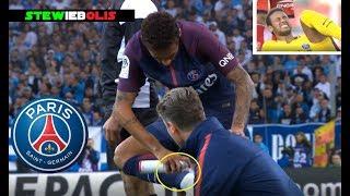Neymar Jr ⚽ Defenders Hunting on Neymar  ⚽ Paris Saint-Germain ⚽ 2017-2018 ⚽ HD 1080i #Neymar