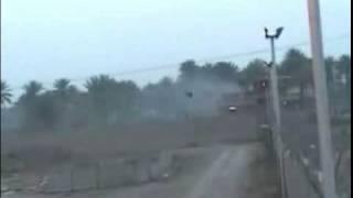 Iraq Raw Combat Footage Abu Ghraib Firefight