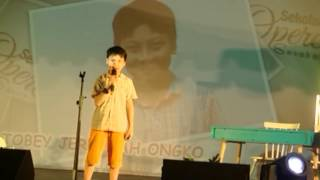 Sahabat Kecil by Tobey Jeremiah Ongko (Sekolah Operet Surabaya Performance)