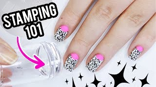 Nail Art Stamping 101: The Ultimate Guide!