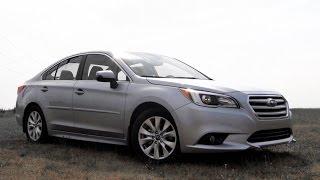 2017 Subaru Legacy: Review