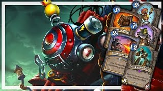 Hearthstone: GvG Preview - First 28 Revealed Cards