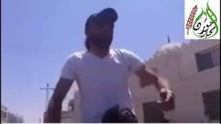 مجد حوران//مظاهرات درعا وكلام من ذهب ضد القادة الخونة ونصرة لحلب وداريا 11-08-2016