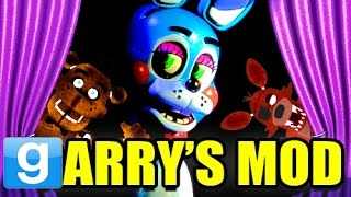 FUNNY NPCS!! Gmod Five Nights At Freddy's NPC Mod (Garry's Mod)