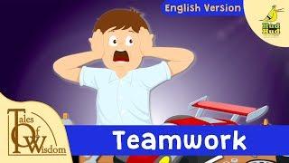Tales Of Wisdom | Episode 6 | Teamwork | Pop Up Book