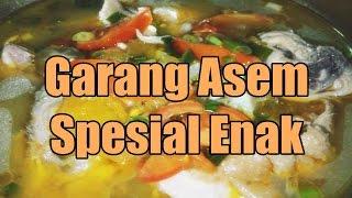 Resep Masakan Garang Asem Spesial Enak