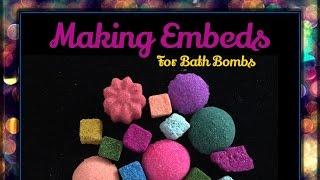 Artisan Indulgences Making Emeds for Bath Bombs Tutorial/How To