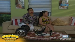 Pepito Manaloto: The hoverboard experience