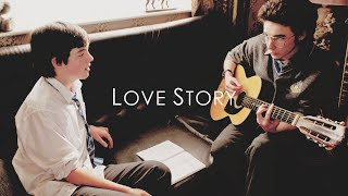 Eamon+Conor「Sing Street」  Love Story
