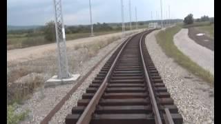 Sporedna železnička pruga u Ćupriji