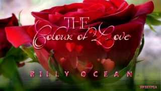 ♡Billy Ocean ♫The Colour of Love ☆ʟʏʀɪᴄs☆
