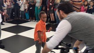 4-yr-old Jayden shocked everyone!!! America's Got Talent Auditions - Sunshine Mafia -☀️☀️