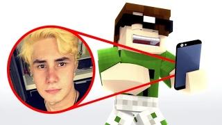Minecraft: FOTOS SECRETAS DO PAC E MIKE!