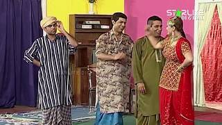 Jinnay Sada Dil Luteya Nargis and Nasir Chinyoti New Pakistani Stage Drama Trailer Full Comedy Funny