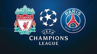 FIFA 18 LIVERPOOL VS PSG CHAMPIONS LEAGUE
