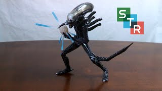 S.H. MonsterArts Alien Big Chap Review