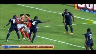 اهداف مباراة الاهلى & تشيلسى الغانى 4-1 وتألق الحاوي HD