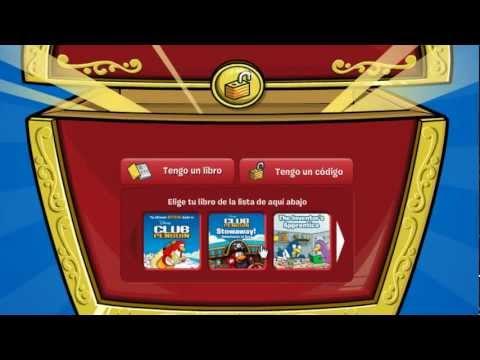 Club penguin On códigos de monedas artículos y libros hasta octubre 2012 HD