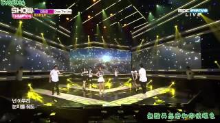 [LIVE中字]150819 Kim Hyung Jun(金亨俊)-Cross The Line(Feat.Hayoung of Playback)