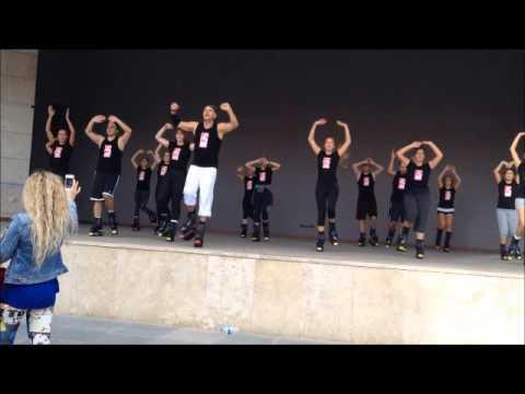Tepe Prime Kangoo Jumps Show