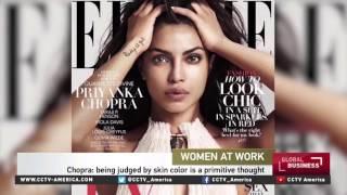 Priyanka Chopra discusses Hollywood, Diversity and Pay