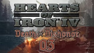 Hearts of Iron IV DEATH OR DISHONOR #03 ONSLAUGHT - HoI4 Czechoslovakia Let