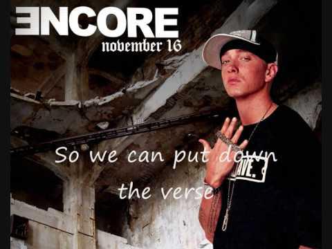 Eminem - Go to sleep (Uncensored) LYRICS