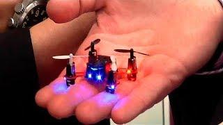 أصغر 10 طائرات رباعية فى العالم ، ابتكارات مذهلة ...!!