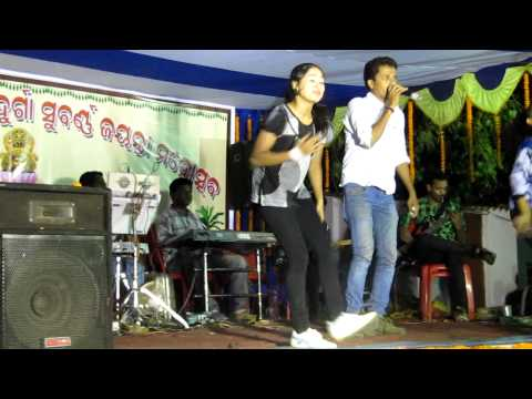 Odisha Melody Party Dance Performance - Dandisahi, Jai Maa Basanti Durga Puja Golden Jubilee 2012