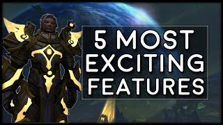 5 Most Exciting Features Coming in Patch 7.3! | World of Warcraft Legion