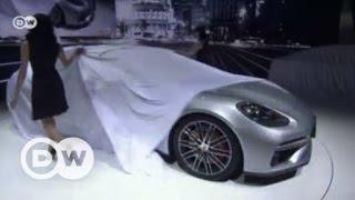 معرض شانغهاي للسيارات | عالم السرعة