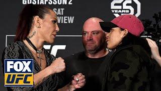 Cris Cyborg vs. Amanda Nunes | UFC 232 PRESS CONFERENCE