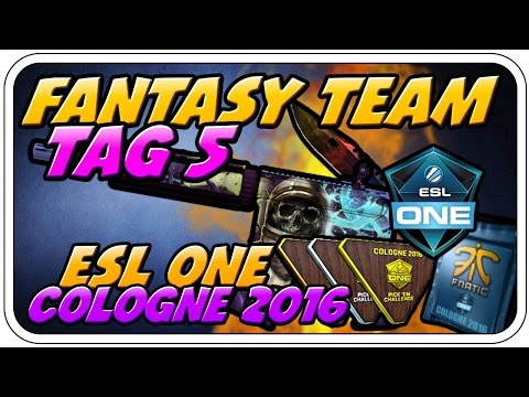 TAG 5 - COLOGNE 2016 - CS:GO FANTASY TEAM - INFORMATIONSVIDEO Mp3
