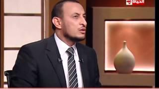 بوضوح - الشيخ رمضان عبد المعز يشرح ماهو معني الايمان الحقيقي وكيف يكون عند الانسان