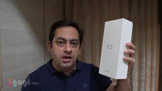 Oppo K3 || First Look || Unboxing in Hindi || Full Specifications and Reviews || 14990
