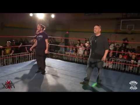 XWA Wrestlution 15 - Surprise Appearance!