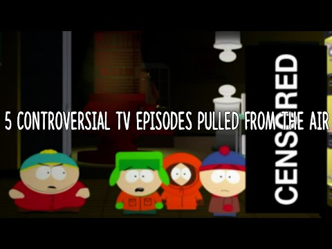 5 Controversial TV Episodes Pulled From The Air