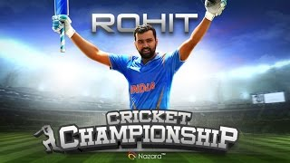Rohit Cricket Championship (by Nazara Games) Android Gameplay [HD]