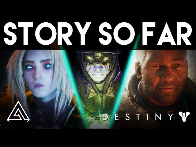 Destiny | The Story So Far in 7 Minutes