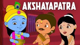 Akshayapatra   Tales of Mahabharata   Animated Movie   Tamil Stories for Kids