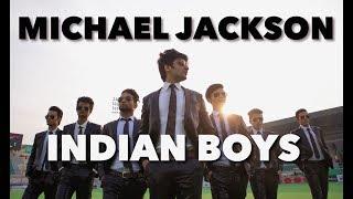 Michael Jackson MJ Tribute | Shraey Khanna