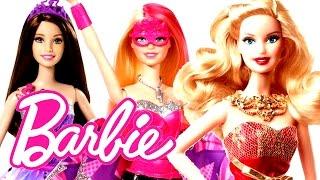 Barbie'nin Doğum Günü Giysisi - Prenses Kara ve Corinne Yardım Ediyor