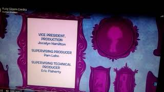 Ruby Gloom End Credits Nelvana Enterprises Inc. - GenYouTube