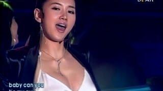 Sung Eun(성은) - Temptation(유혹) 20050625 Tower Stage