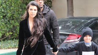 Kourtney Kardashian Asked How Kim Is Doing Now That Paris Police Have Caught Robbers